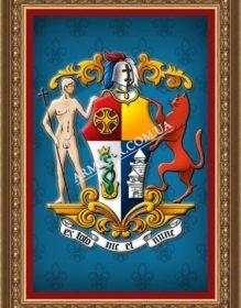 герб Сальников