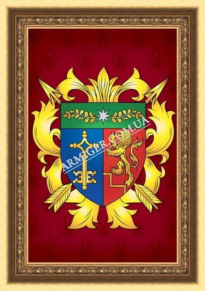 Родовой герб Грод (г.Киев)