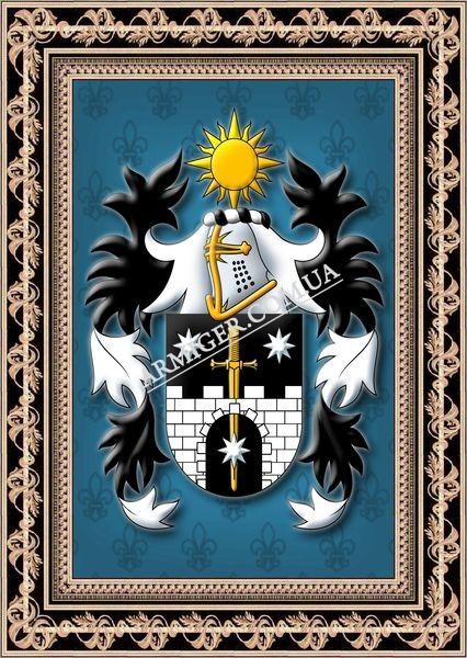 Личный герб Балакаев О.В. (г.Донецк)