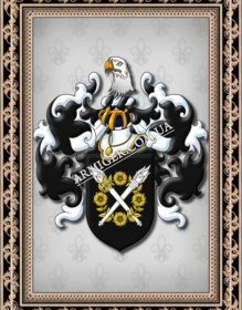 герб Федорущенко
