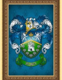 герб Пахомовых